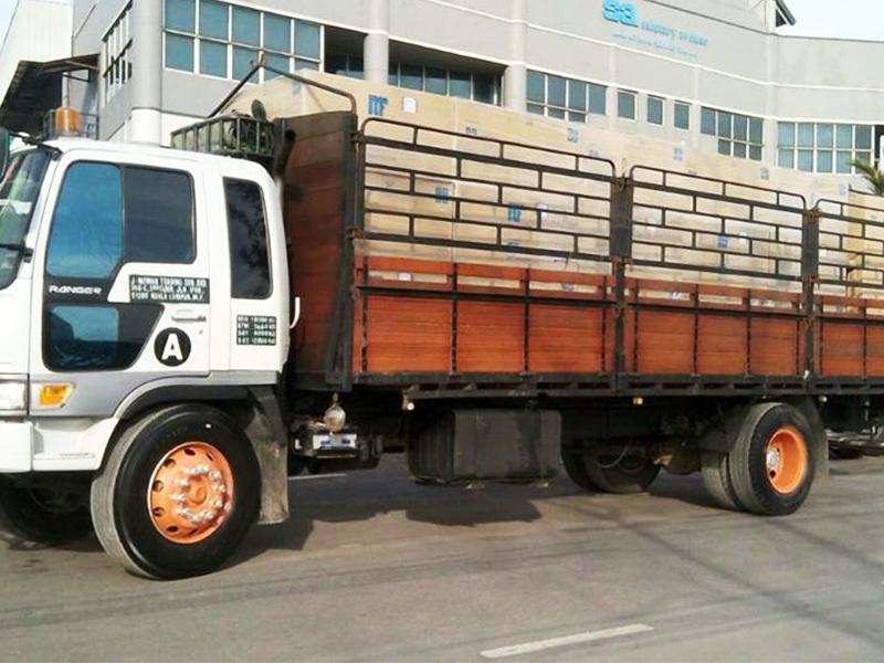 30ft Open Cargo
